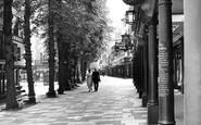 Tunbridge Wells, the Pantiles c1955