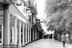 Tunbridge Wells, The Pantiles c.1955