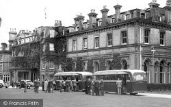 Tunbridge Wells, The Spa Hotel c.1955
