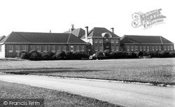 Tunstall, Brownhill's High School For Girls c.1955