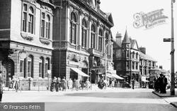 Tunstall, High Street 1956