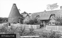 Tunstall, Oast House c.1960