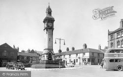 Tunstall, The Square 1940