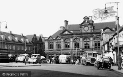 Tunstall, Town Hall 1956