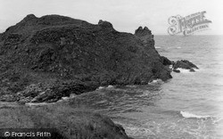 Turnberry, Castle 1958