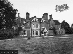 Turners Hill, Fen Place c.1955