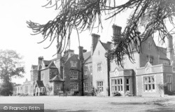 Turners Hill, Fen Place c.1960