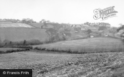 Turners Hill, General View c.1955