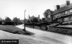 Turners Hill, Hill Approach c.1965