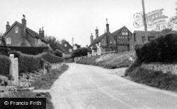 Turners Hill, Lion Lane c.1960