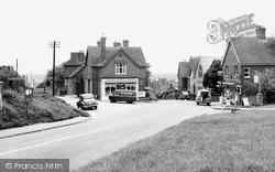 Turners Hill, Main Road c.1960