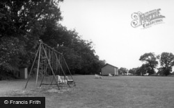 Turners Hill, Recreation Ground c.1960