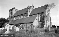 Turners Hill, St Leonard's Church c.1955