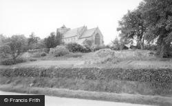 Turners Hill, St Leonard's Church c.1960