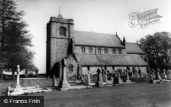 Turners Hill, St Leonard's Church c.1965