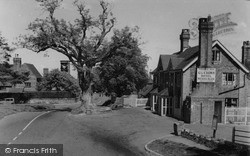 Turners Hill, The Crown Hotel c.1955