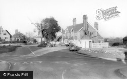 Turners Hill, The Crown Hotel c.1965