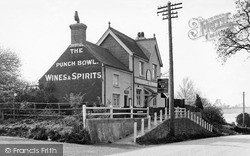 Turners Hill, The Punch Bowl c.1955