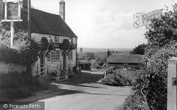 Turners Hill, The Red Lion c.1955