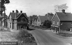 Turners Hill, The Village c.1955