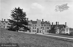 Turners Hill, Worth Priory c.1955