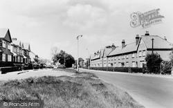 Turnford, High Road c.1965