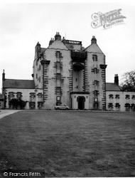 Turriff, Craigston Castle 1961