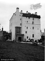 Turriff, Delgaty Castle 1961