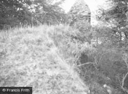 Turriff, Kinedart (King Edward) Castle 1961