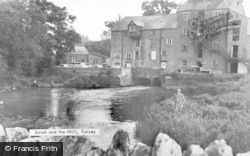 Turvey, Jonah And The Mill c.1960