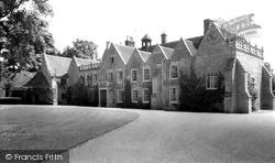 Turvey, The Abbey c.1955
