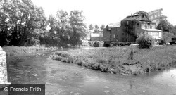 Turvey, The Mill c.1955