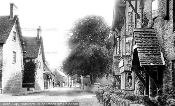 Photo of Turvey, Village 1897