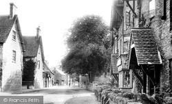 Turvey, Village 1897