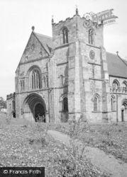 Tutbury, Priory c.1950