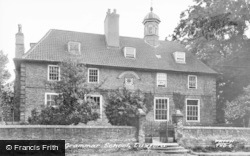 The Old Grammar School c.1955, Tuxford