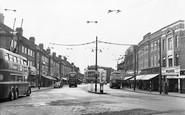 Twickenham, King Street c1955