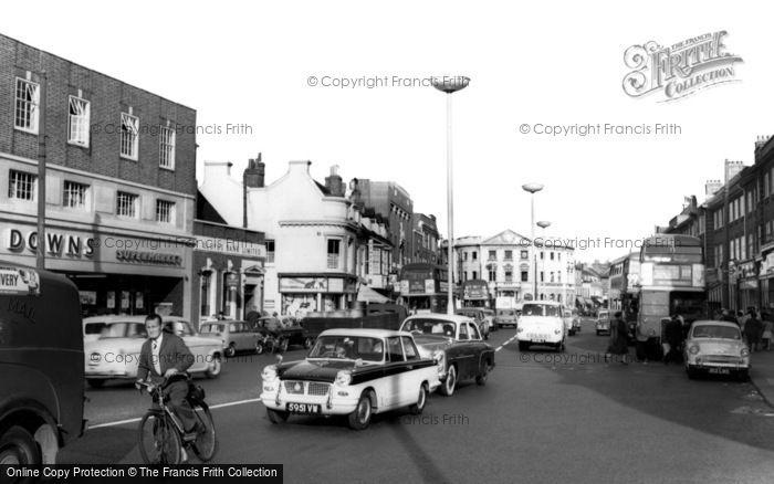 Twickenham, King Street c1960