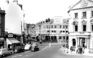 Twickenham, the Centre c1960