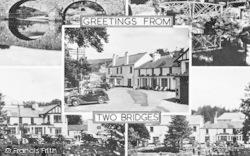 Two Bridges, Composite c.1955