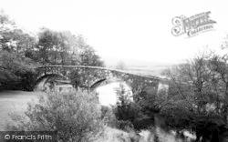 Two Bridges, The Bridge c.1960