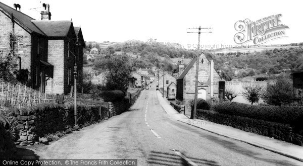 Two Dales, Chesterfield Road c1960