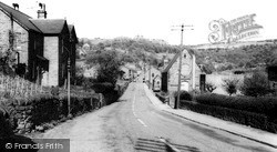 Chesterfield Road c.1960, Two Dales