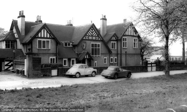 Photo of Two Dales, Red House c.1960