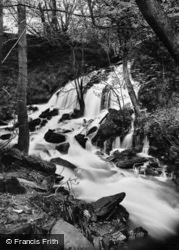The Waterfall, Ladygrove c.1935, Two Dales