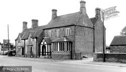 Twycross, Curzon Arms Hotel c.1955