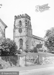 Twycross, The Church c.1960