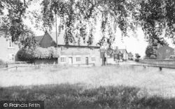 Twycross, The Village c.1955