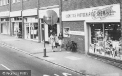 Twyford, Girls On Wargrave Road c.1969