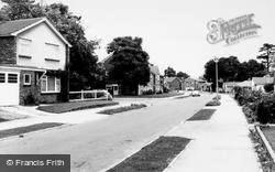 Twyford, Hermitage Drive c.1969